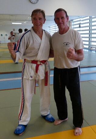 Jean Carbonnier 8e degré full 7e dan karate