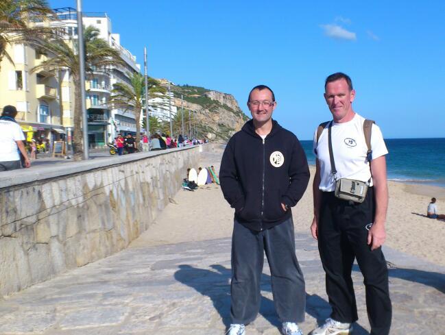 Séminaire enseignant portugal mai 2012