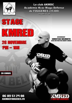 Stage kmred fougeres